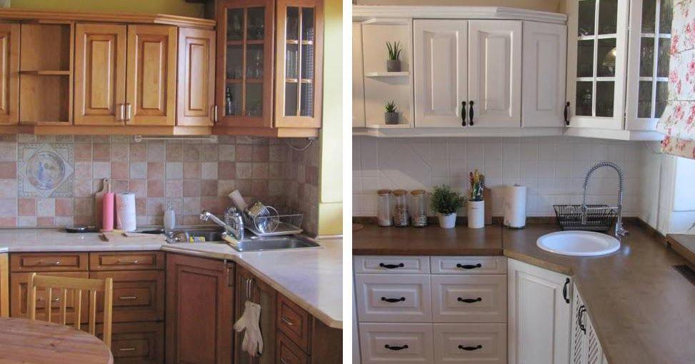 Dyskusje Na Temat Remontu Kuchni Trwaly Ponad Pol Roku Kiedy W Koncu Doszlismy Do Porozumienia I Interior Kitchen Small Kitchen Decor Interior Design Kitchen
