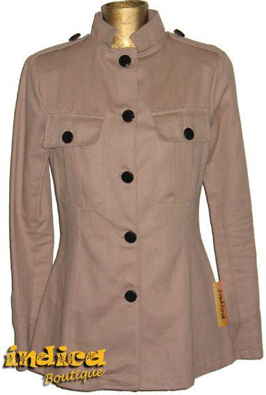 Shea Stadium jackets para mujer - Womens jackets — Indica Boutique