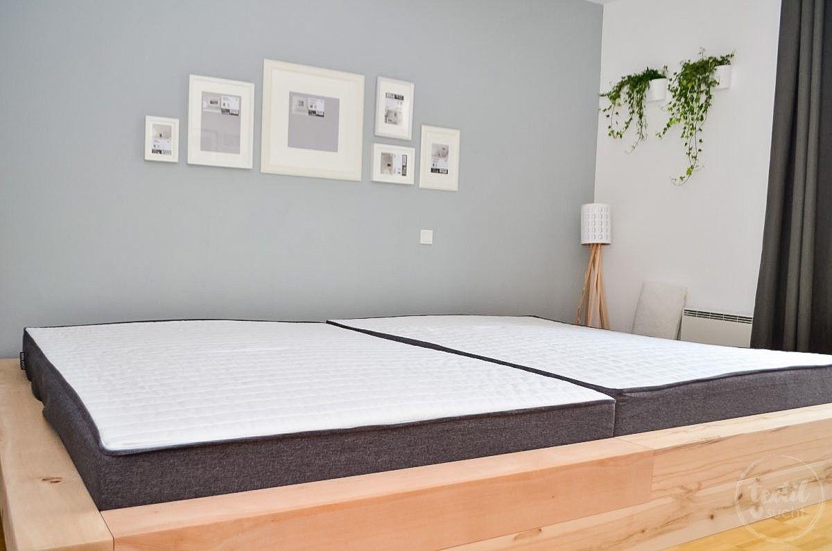 Einmal Neues Schlafzimmer Bitte Unser Xxl Familienbett Familien
