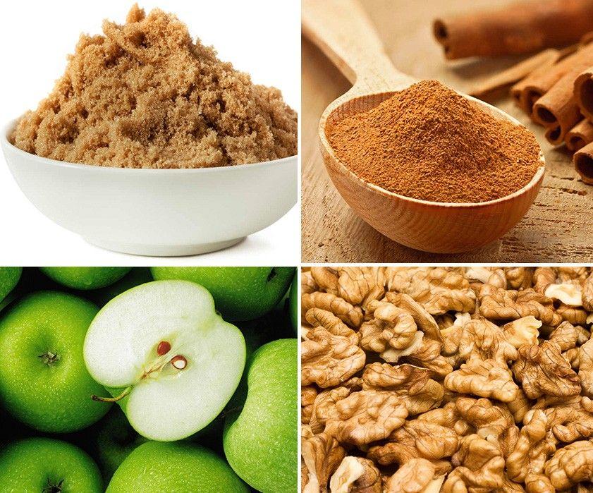 Rollitos saludables de manzana   Notas   La Bioguía