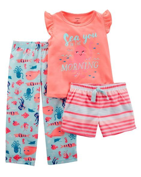 a4ebe38c0 Display product reviews for 3-Piece Neon Octopus Poly PJs | PJS ...