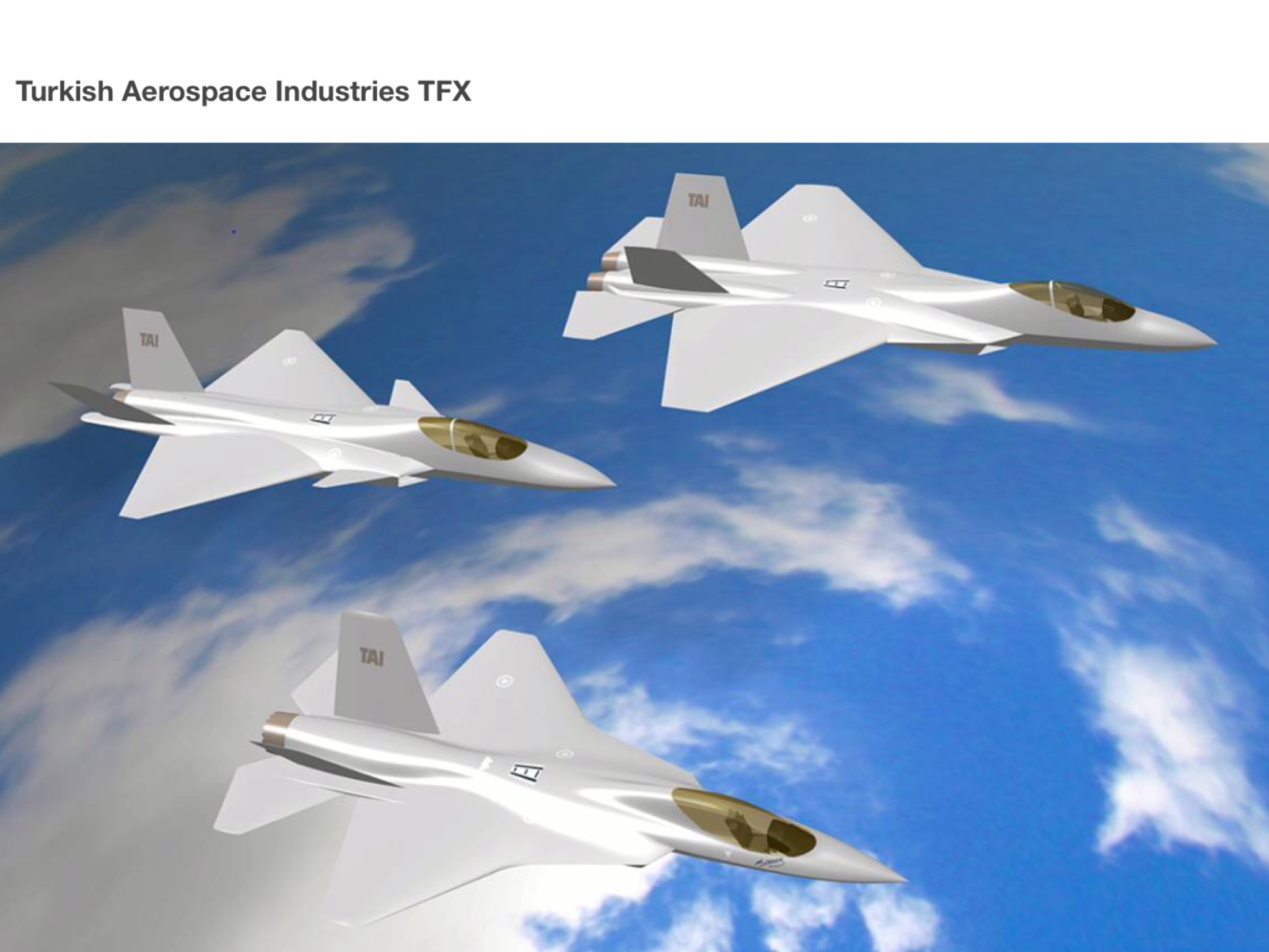 With the recent advances in technology and design aircraft concepts - Turkish Aerospace Industries Tfx Fighter Concept Technologyphpaircraft
