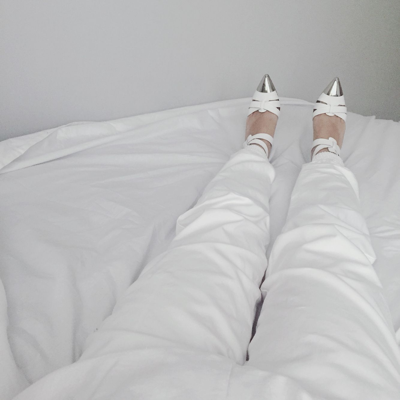 When ya sheets match ya pants