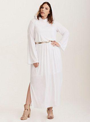 b1c6848b6f6 Plus Size Star Wars Princess Leia Dress