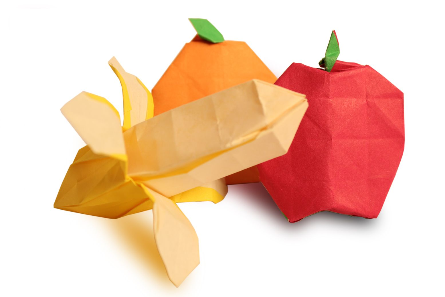 Frutas De Origami Origami Diy Manualidades Origami