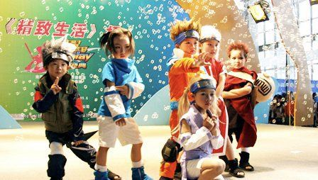 little kid Naruto cosplay | Baby cosplay, Cute cosplay ...