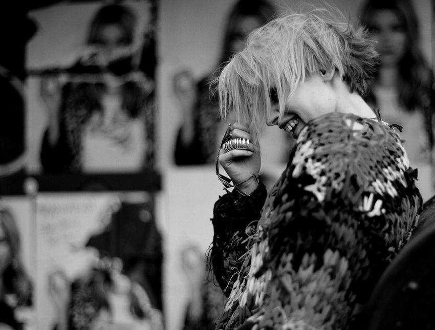 Photography: Ben Morris   Model: Jade Jackson  Stylist: Dianna Lunt   for Contributing Editor