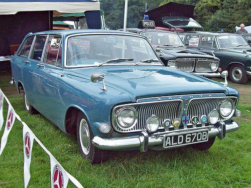 104 Ford Zephyr 6 Mk Iii Abbott Estate 1964 Ford Zephyr