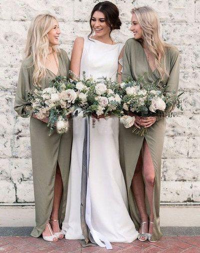 29++ Boho bridesmaid dresses green ideas in 2021