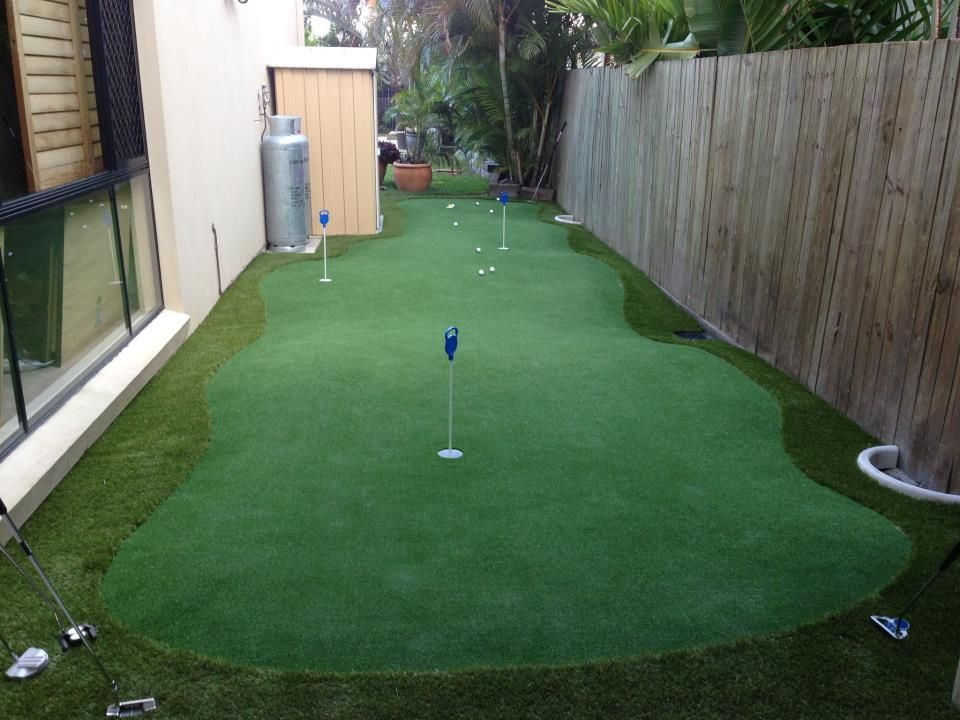 Artificial grass brisbane synthetic turf installation