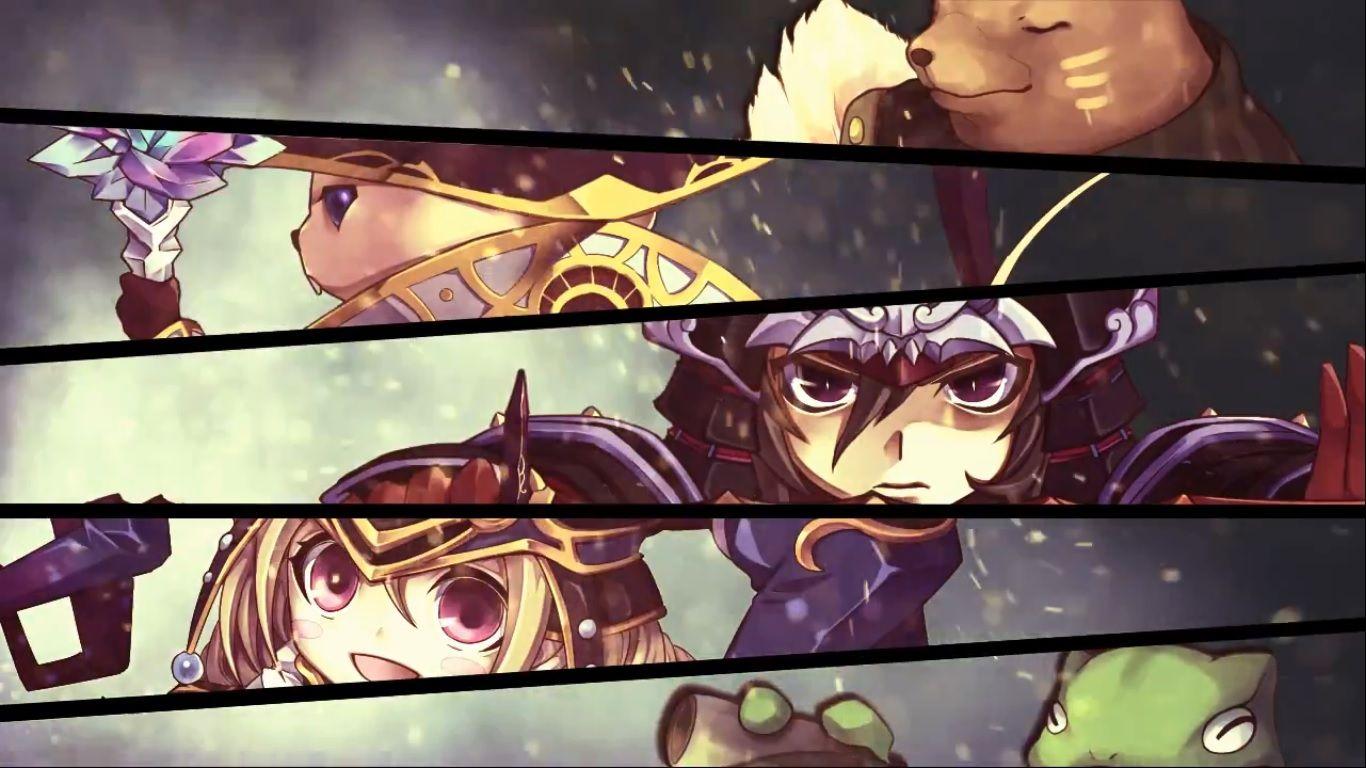 Eden Eternal A New Game For The Bold Eden, Eternity, Anime