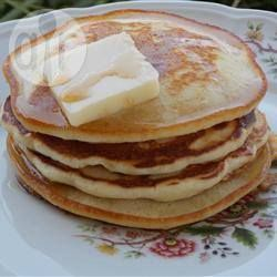 Foto de la receta: Hot cakes light