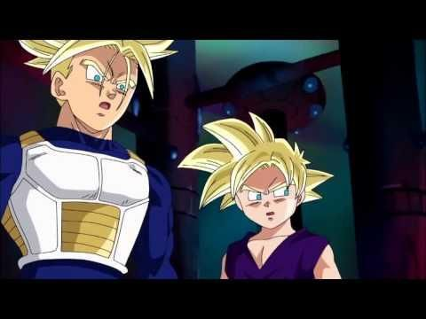 Dragon Ball Z Il Piano Per Lo Sterminio Dei Super Saiyan