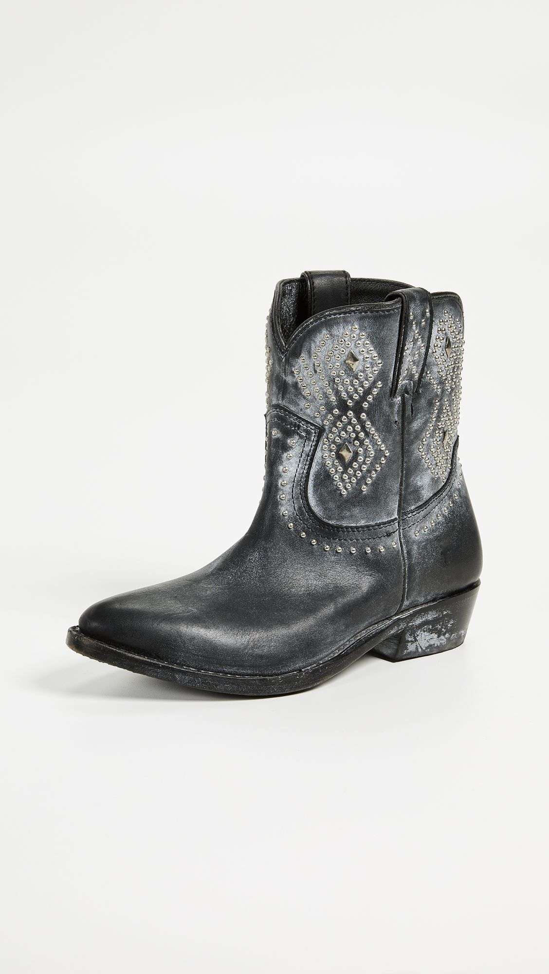 6c13e9dea23 Frye Billy Stud Short Boots