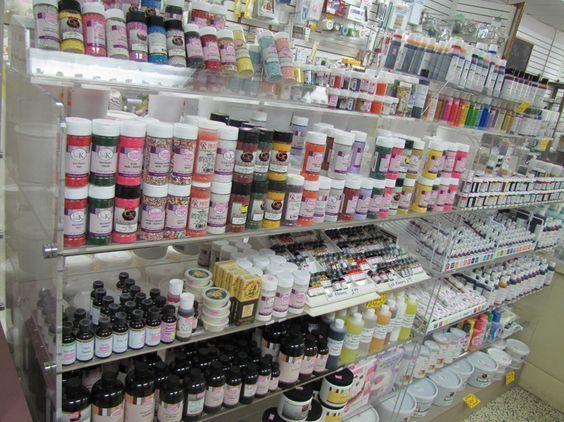 Cake Plus Supply Store   Tampa, FL