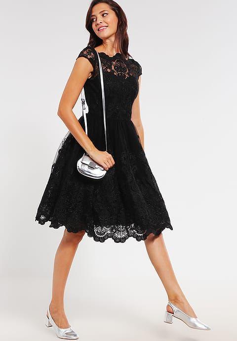 MATILDA - Cocktailkleid/festliches Kleid - black | Matilda, Chi chi ...