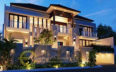 jasa arsitek desain rumah ibu dewi ariyanti   home fashion