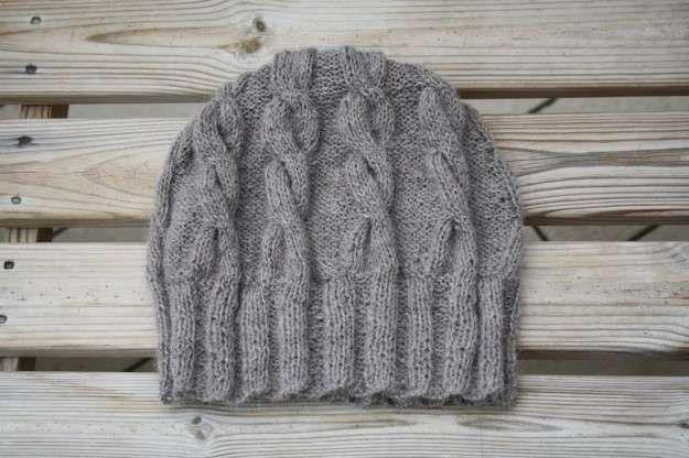 ae0324238d8ff Sombreros de lana  Fotos de patrones y diseños - Labores de lana ...