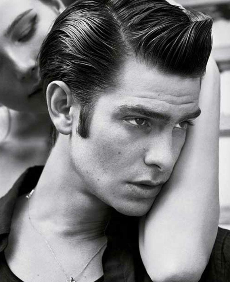 Rebellische Rockabilly Frisuren Fur Manner Frisurentrends Zenideen Rockabilly Frisur Rockabilly Frisuren Manner Frisuren
