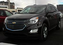 Chevrolet Equinox Wikipedia With Images Chevrolet Equinox Chevrolet Suv Models