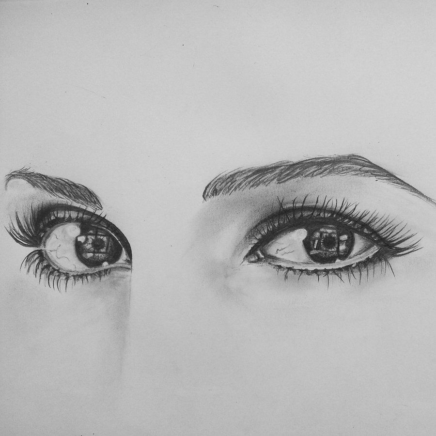 Eye Drawing: Drawing - Eye Study By Michelkaptijn.deviantart.com