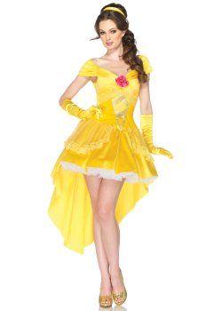 Enchanting Belle Costume (more details at Adults-Halloween-Costume.com) # belle #BeautyAndTheBeast #fairytale #princess #halloween #costumes  sc 1 st  Pinterest & Enchanting Belle Costume (more details at Adults-Halloween-Costume ...