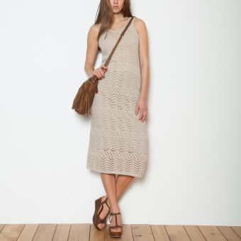 It literally has my name on it! Roots - Corrine Crochet Dress