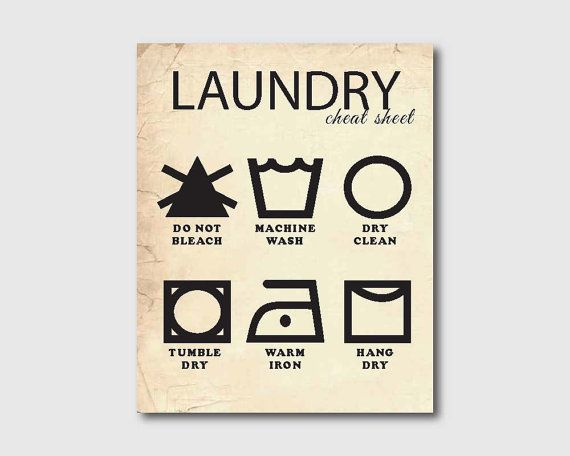 Wash Dry Iron Repeat Laundry Room Art   Wall Decor   Set Of Four Laundry  Prints   Laundry Symbols   Laundry Prints   Wall Art By SusanNewberryDesigu2026 Part 7
