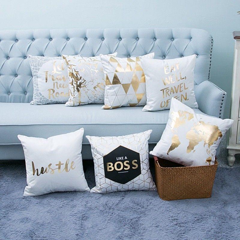 Sofa decor, Pillows, Square pillowcase
