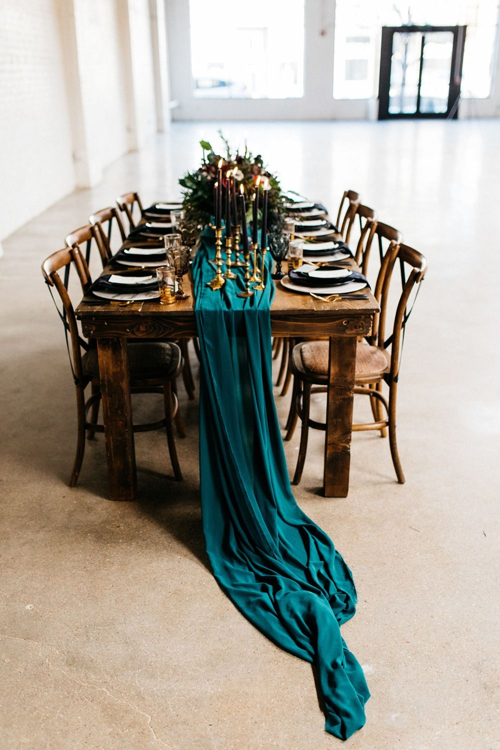 Now This is How to Have An Edgy Glam Wedding 9