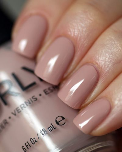 Orly Blush Collection Dare to Bare | Nail Colors in 2019 | Blush ...