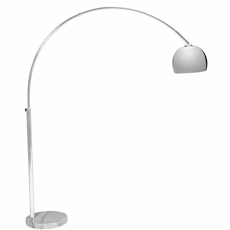 BOW Oblouková lampa chrom | Pinterest | Fresh living room, Bauhaus ...
