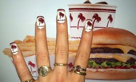Nail Art Superstar: Holly Falcone