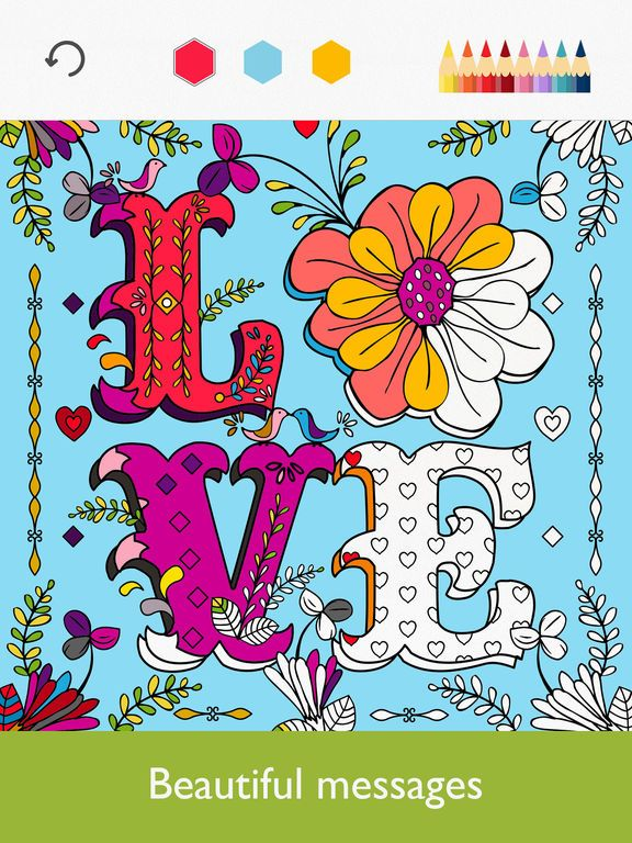 Colorfy Coloring Book For Adults By Fun Games Free