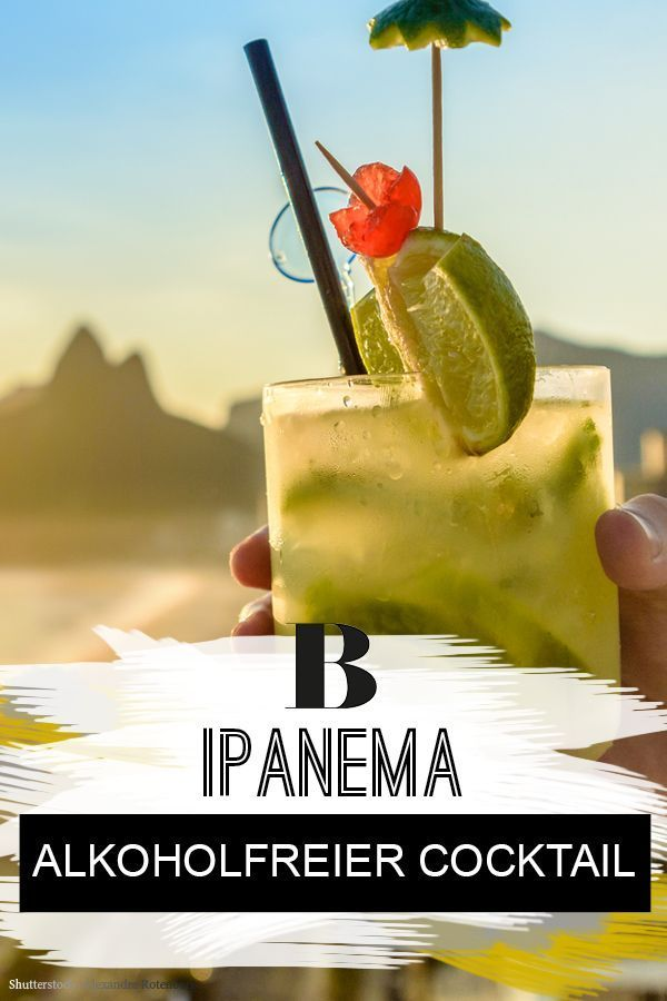 Ipanema Mit Alkohol
