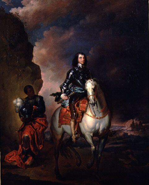 Portrait Of Oliver Cromwell 1599 1658 1650s By Thomas Wyck Although Oliver Cromwell Refused The Title Of King When It Was O Sale Artwork Art History Artist