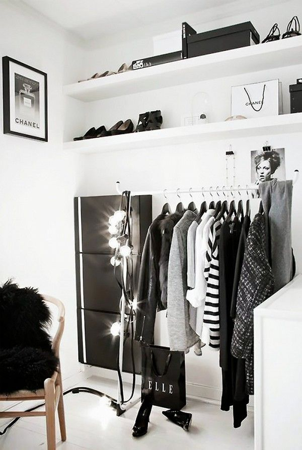 closet ideas tumblr 11 closet ideas for the minimalist girl home sweet pinterest bedroom walk in and