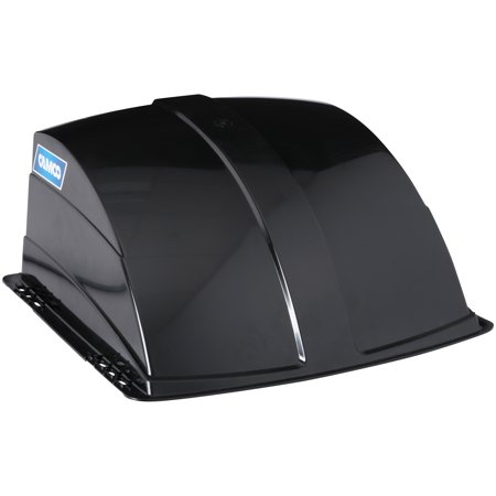 Roof Vent Covers >> Camco 40443 Rv Roof Vent Cover Black Roof Vent Covers