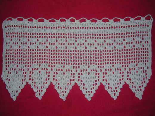 El Blog de La India: Crochet,filet,navideño...quien empieza a ...