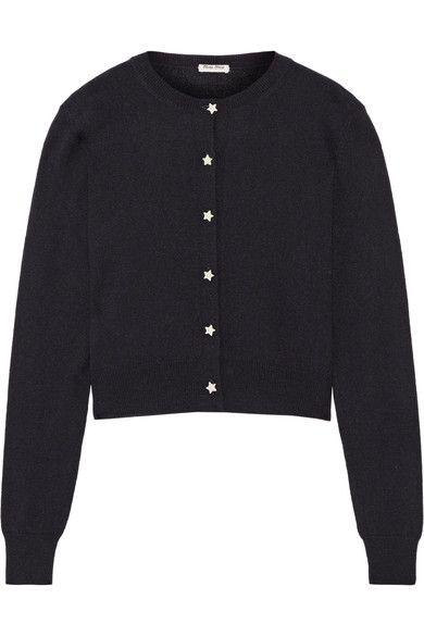 b50b18bd4b30 MIU MIU Cashmere cardigan.  miumiu  cloth  knitwear