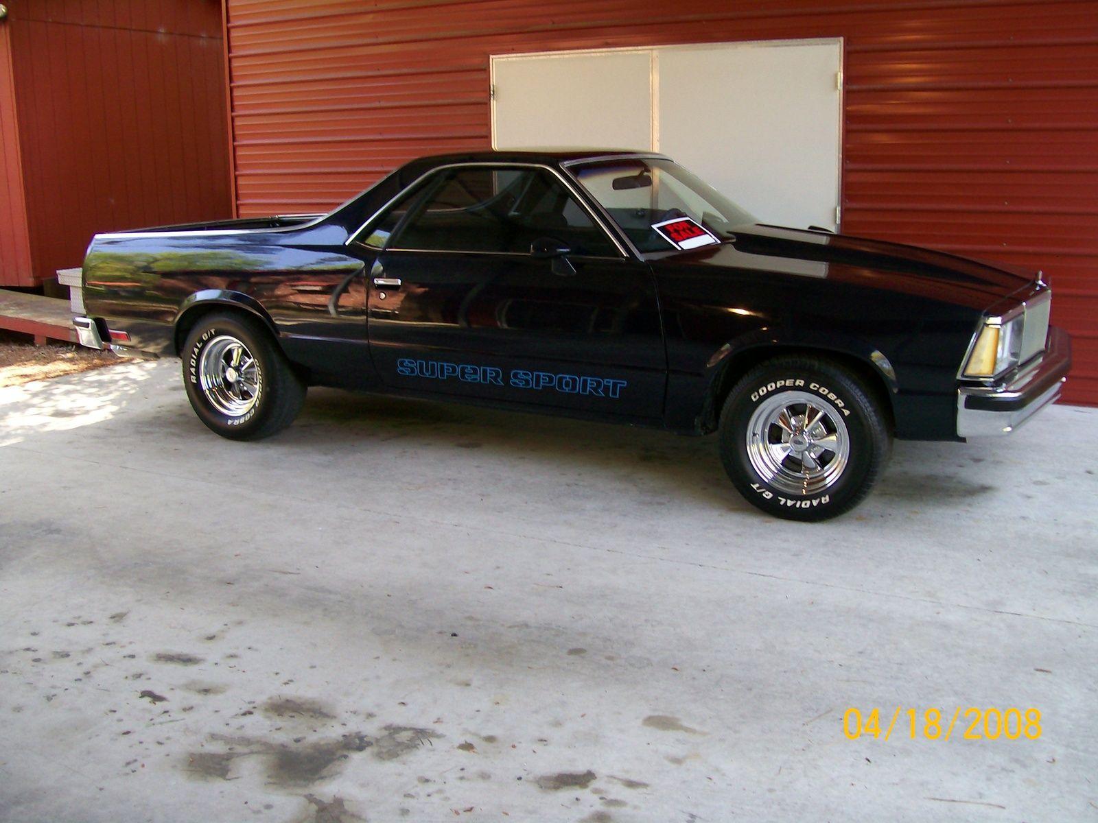 1982 El Camino 1982 Chevrolet El Camino Pictures Chevrolet El