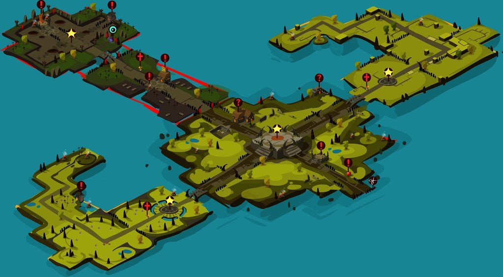 wakfu MMO: general District by Sevpoolay on deviantART