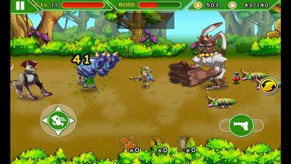 Android Game With Images Best Android Games Mutant Android Games