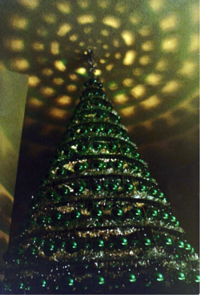 A Christmas Tree Symbolizes Love Family Memories Tradition And