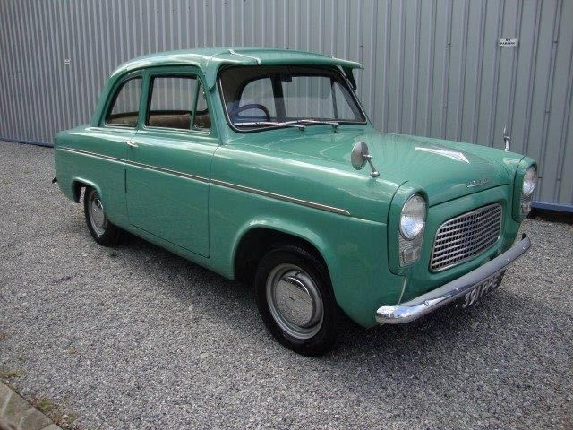 1960 Ford 100e Popular British Cars Classic Car Sales Classic Cars