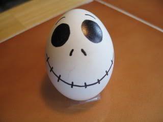 Jack Skellington Easter Egg