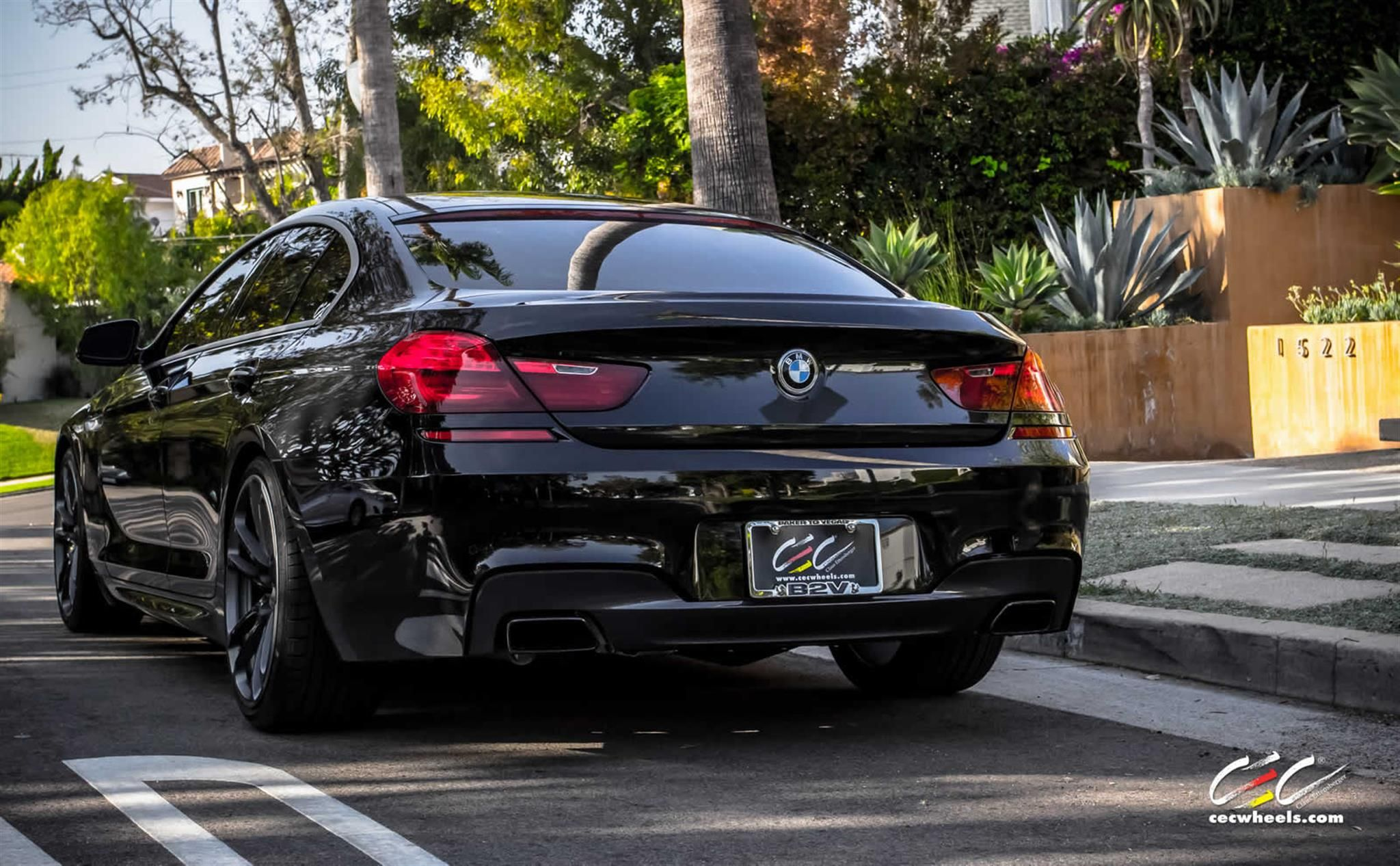 BMW I Gran Coupe By CEC In Los Angeles CA Custom BMW Cars - 2015 bmw 650i coupe