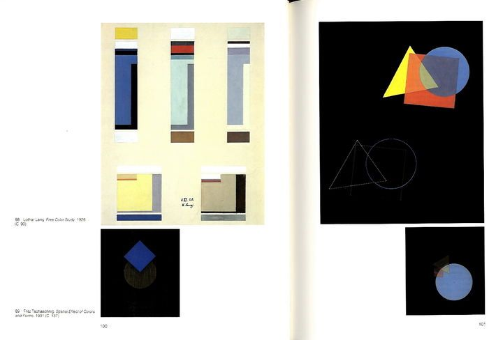 Bauhaus; Clark V. Polling Kandinsky's Teaching at the