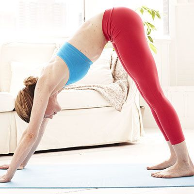 pin on yoga for weight loss