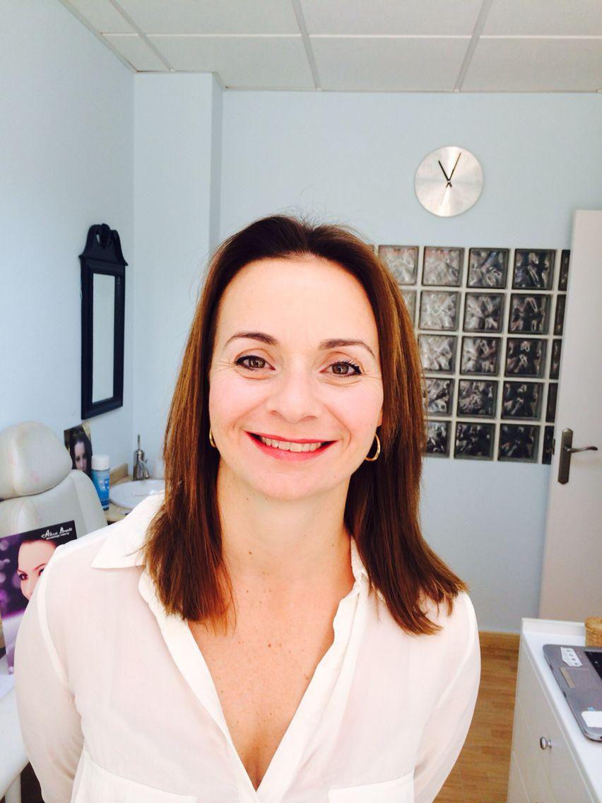 #maquillaje #automaquillaje #curso #día #alissibrontë #moma #centro #estética